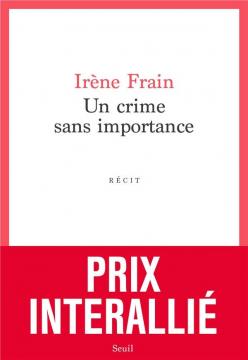 Un Crime Sans Importance...