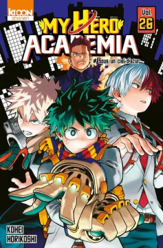 My Hero Academia T26 - Vol26